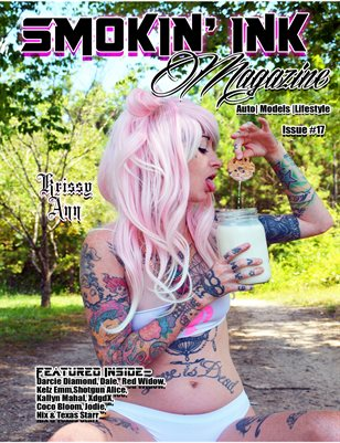 Smokin' Ink Magazine Issue #17 - Krissy Ann
