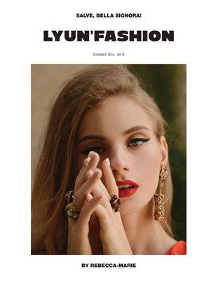 LYUN ISSUE No.12 (VOL No.8) C4