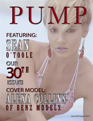 PUMP Magazine Issue 30 Swimwear Edition