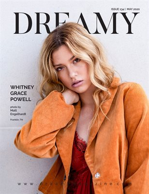 DREAMY Issue 134
