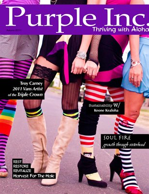 Purple Inc. / Autumn 2011 / Issue Number 2