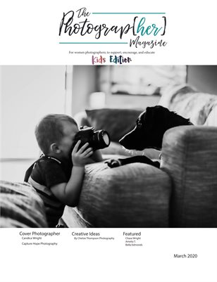 The Photograp[her] Magazine [Kids Edition]