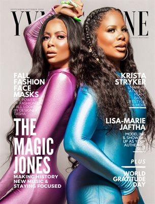 YV Magazine Sept - Oct 2020 Issue