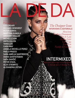 LA DE DA Magazine Winter 2015