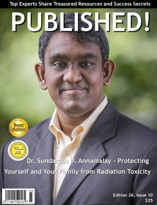 PUBLISHED! featuring Dr. Sundardas D. Annamalay