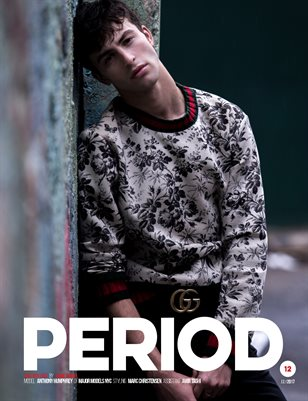 Period TWELVE Cover A July 2017