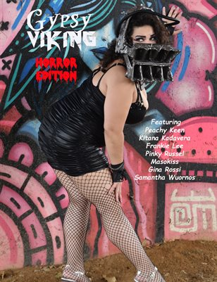 Gypsy Viking Magazine Issue 10 Horror Edition