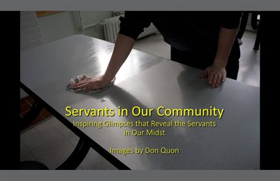 Servants in Our Community