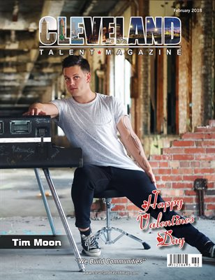 Cleveland Talent Magazine February 2018 Edition