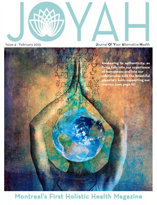 JOYAH Magazine, Issue 4, FEB 2013