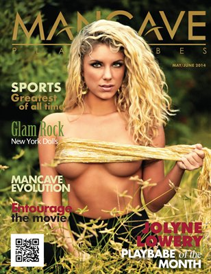 MANCAVE PLAYBABES MAY/JUNE 2014