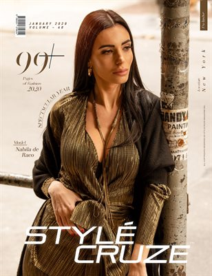 January 2020 Issue (Vol: 40) | STYLÉCRUZE Magazine