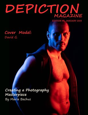 Depiction Magazine Issue 5 - Open Themed