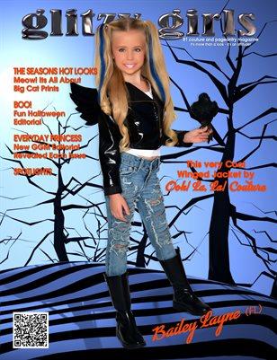 Glitzy Girls Magazine  2019 Fall & Halloween Edition