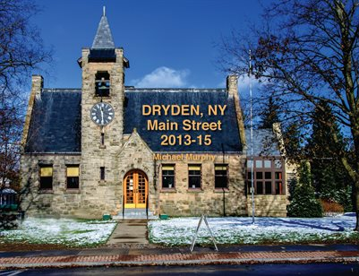 Dryden Village East/West Street 2013-2015 Revised
