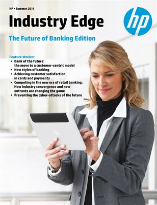 HP Industry Edge: The Future of Banking Edition