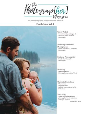 Family vol.1 | The Photograp[her] Magazine