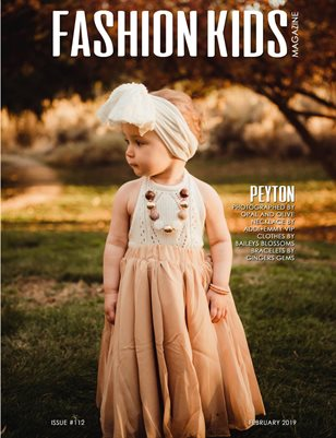 Fashion Kids Magazine | Issue #112