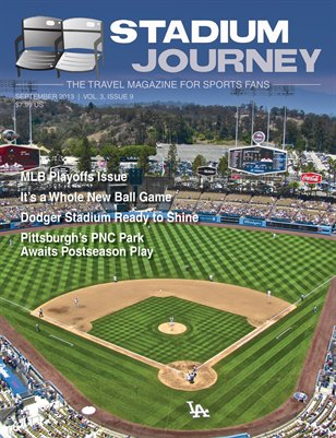 Stadium Journey Magazine, Vol. 3 Issue 9
