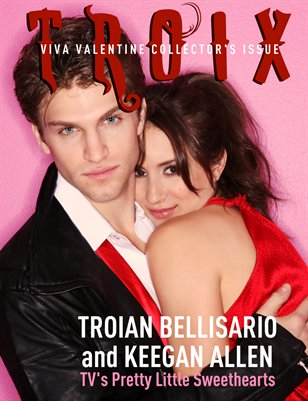 "TROIAN BELLISARIO & KEEGAN ALLEN ""Pretty Little Sweethearts"""