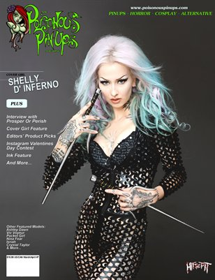 Poisonous Pinups Magazine Issue7