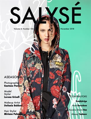 SALYSÉ Magazine | Vol 4 : No 106 | November 2018