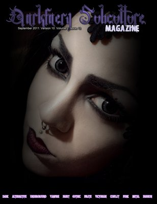 Darkfaery Subculture Magazine: September 2011: Version 10: Volume 2: Issue 12