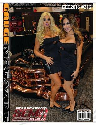 Gauge Magazine December 2016