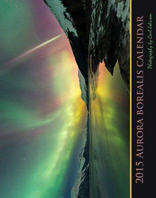 2015 Aurora Borealis Calendar