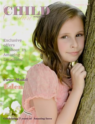Child Couture Magazine Summer 2017