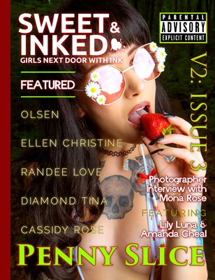 Volume II: Issue Three of Sweet & Inked Magazine