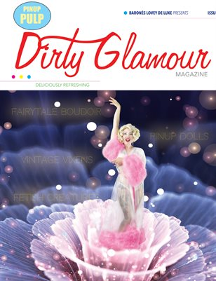 DIRTY GLAMOUR MAGAZINE ISSUE 1