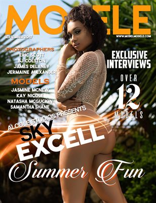Model Modele Presents Summer Fun (Sky)