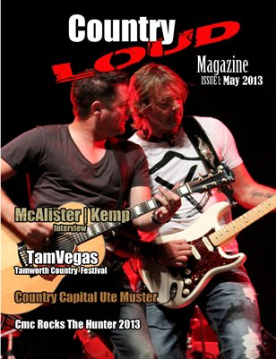 Country Loud Issue 1
