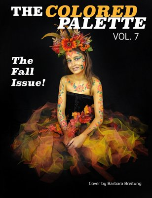 The Colored Palette September Issue Vol. 7
