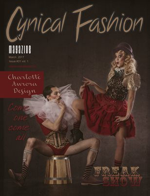 Cynical Fashion Mag Issue #31 Vol.1