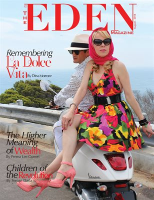 The Eden Magazine August 2018