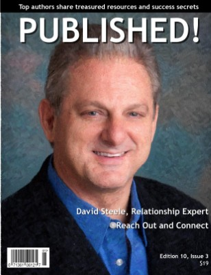 PUBLISHED! featuring David Steele