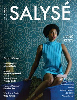 SALYSÉ Magazine | Vol 6 No 26 | OCTOBER 2020 |