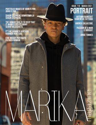 MARIKA MAGAZINE PORTRAIT (ISSUE 718 - MARCH)