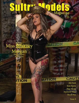 Sultry Models Magazine Issue 8