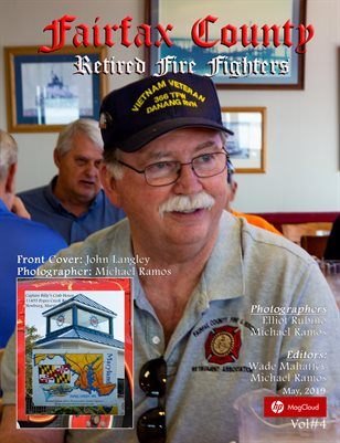 Fairfax County Retired Fire Fighters May 2019 Special Edition