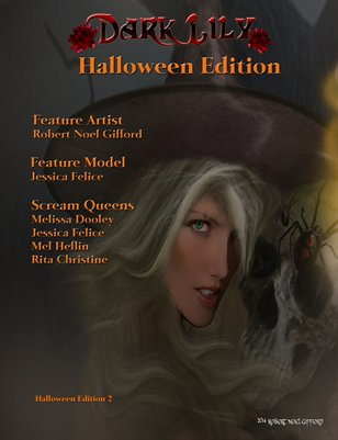 Dark Lily #7 Halloween Edition #2