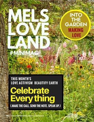 Mels Love Land MiniMag Issue 12 | Celebration