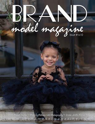 Brand Model Magazine  Issue # 610