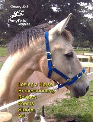 January 2017 Pony Pals Magazine -- Vol. 6 #8