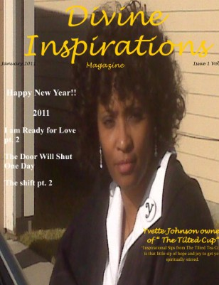 Divine Inspirations Magazine January 2011