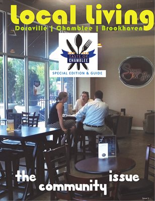 Local Living DCB Aug/Sept Issue - Community