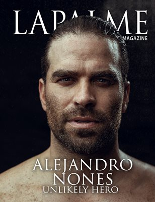 FALL 2021 ISSUE - ALEJANDRO NONES