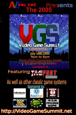 VGS 2005/2006 poster